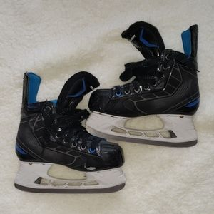 4D Bauer Nexus N7000 Junior Hockey Skates